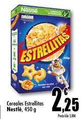 Oferta de Cereales Nestlé por 2,25€
