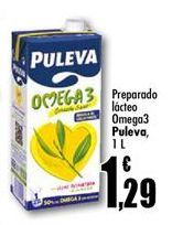 Oferta de Preparado lácteo Omega por 1,29€