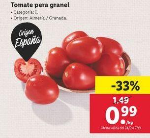 Oferta de Tomate pera granel  por 0,99€