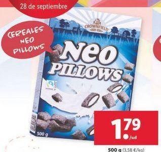 Oferta de Cereales por 1,79€