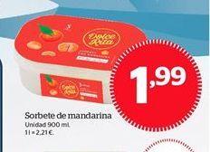 Oferta de Sorbete por 1,99€