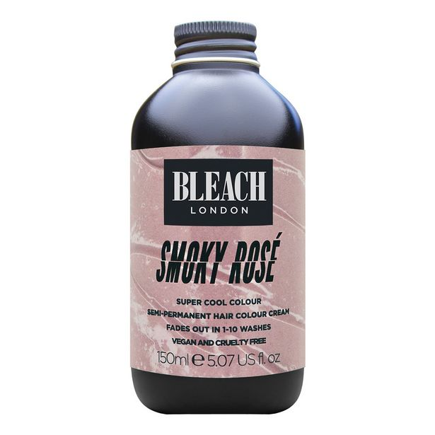 Oferta de Smoky rose super cool colour - crema colorante rosa ahumado por 9,99€