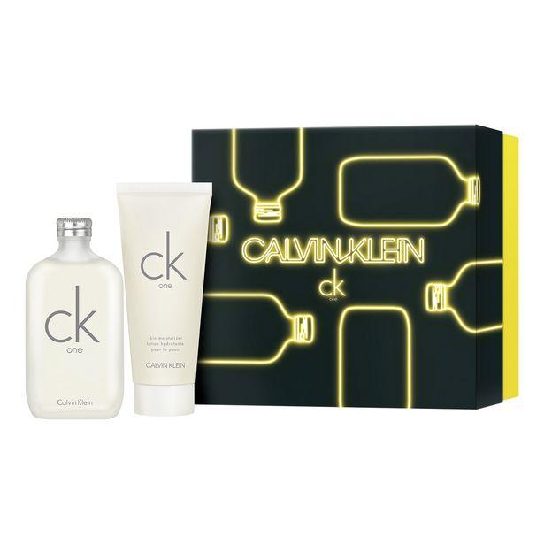 Oferta de Calvin klein ck one - estuche navidad eau de toilette por 34€