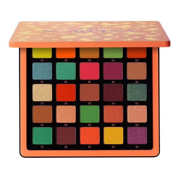 Oferta de Norvina pro pigment palette vol.3 mini -paleta sombras de ojos  por 70,99€