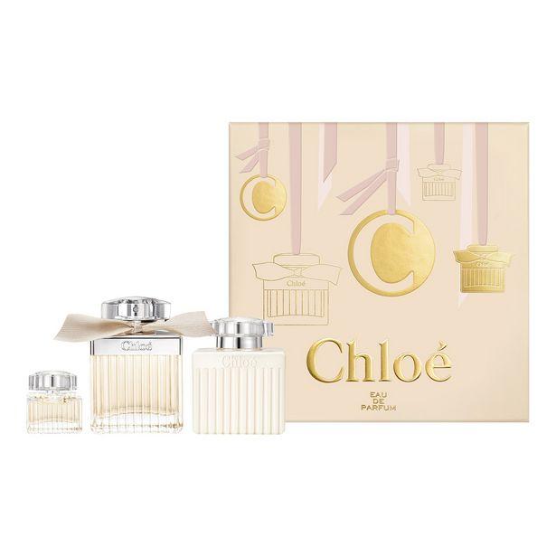 Oferta de Chloé by chloé  - estuche de navidad eau de parfum por 53€