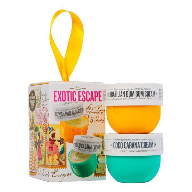 Oferta de Exotic escape - estuche cuidado corporal  por 12,99€
