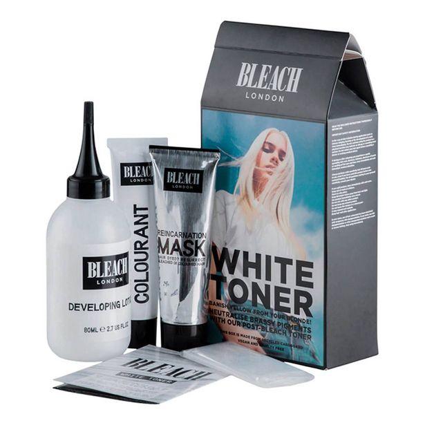 Oferta de White toner - cofre de coloración semi permanente por 12,99€