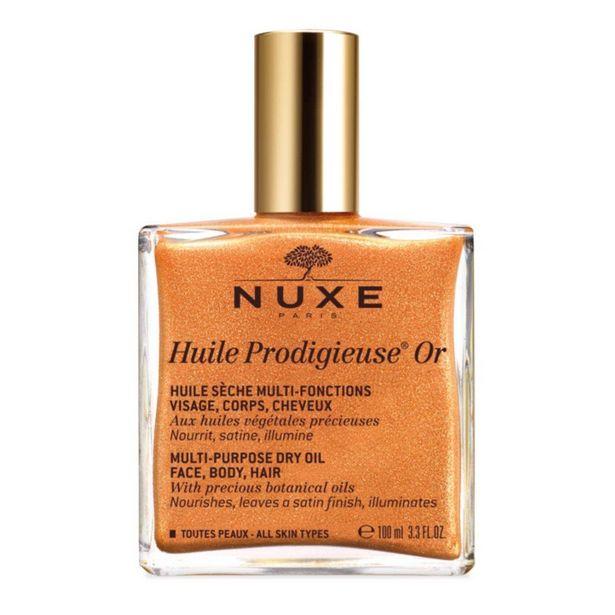 Oferta de Huile prodigieuse® or - aceite seco multi-funciones por 34,99€