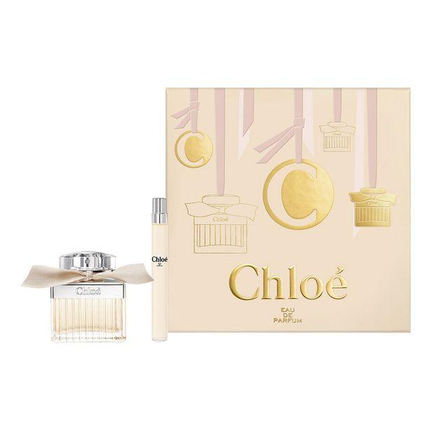 Oferta de Chloé - estuche de navidad eau de parfum por 41€