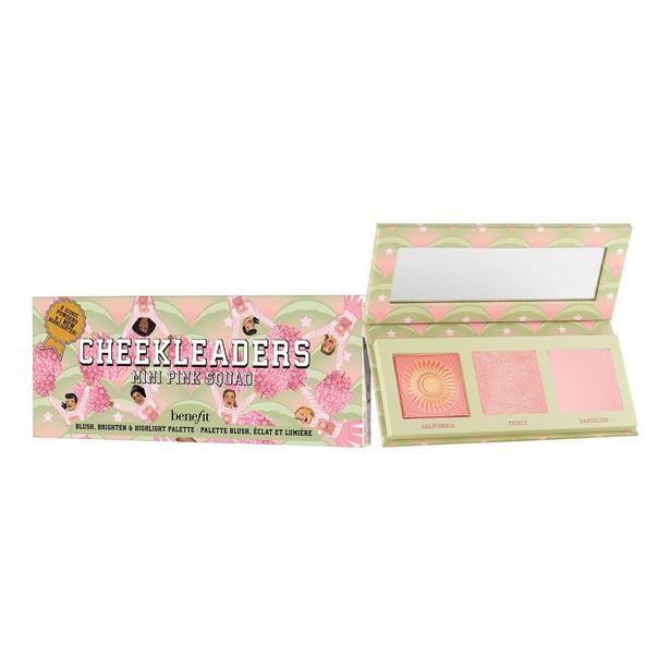 Oferta de Mini cheekleaders pink squad - paleta de coloretes, bronceadores e iluminadores por 22€