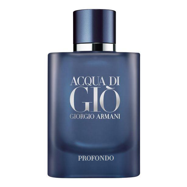 Oferta de Acqua di gio profondo - eau de parfum por 55,99€