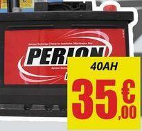 Oferta de Batería de coche por 35€