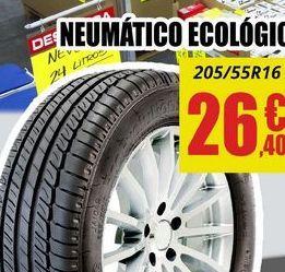 Oferta de Neumáticos por 26,4€