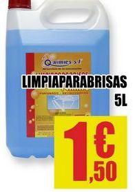 Oferta de Limpiaparabrisas por 1,5€