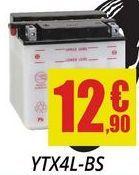 Oferta de Batería de coche por 12,9€