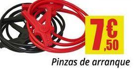 Oferta de Pinzas de conexión por 7,5€
