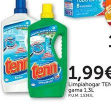 Oferta de Limpiahogar Tenn por 1,99€