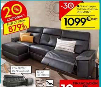 Oferta de Chaise longue por 1099€