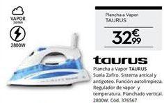 Oferta de Plancha Taurus por 32,99€