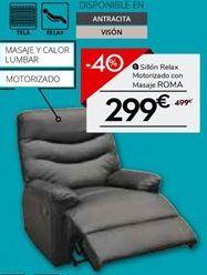 Oferta de Sillón relax por 299€