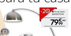 Oferta de Pie de salón por 79,99€