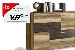 Oferta de Cómodas por 169€