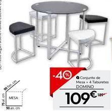 Oferta de Mesa de comedor por 109€