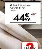 Oferta de Almohada viscoelástica por 44,99€