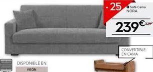 Oferta de Sofá cama por 239€