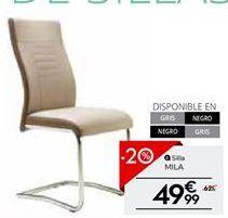 Oferta de Sillas por 49,99€