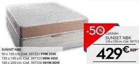 Oferta de Colchones por 429€