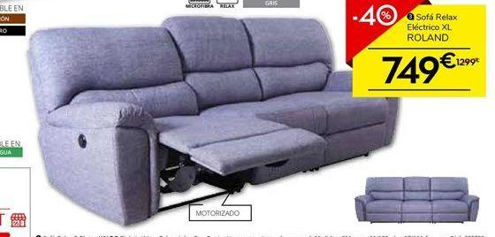 Oferta de Sofá relax por 749€