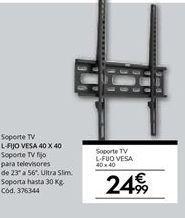 Oferta de Soportes por 24,99€