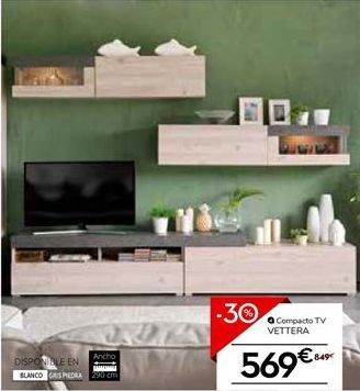 Oferta de Mueble tv por 569€
