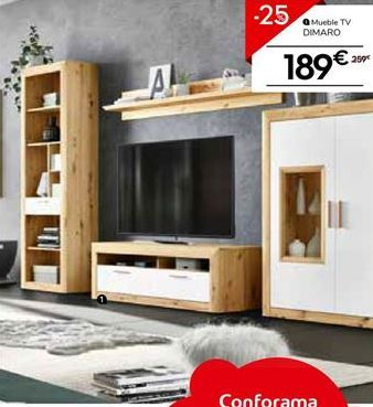 Oferta de Mueble tv por 179€