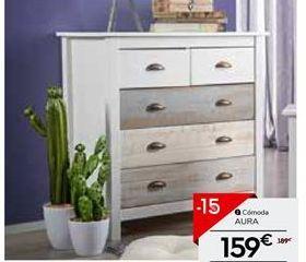 Oferta de Cómodas por 159€