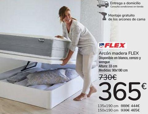 Oferta de Arcón madera FLEX  por 365€