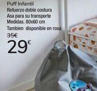 Oferta de Puff infantil  por 29€