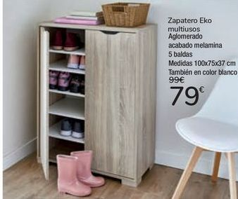 Oferta de Zapetero Eko  por 79€