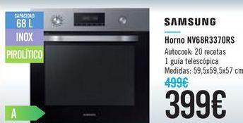 Oferta de Horno NV668R3370RS por 399€