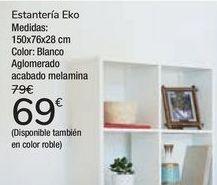 Oferta de Estantería Eko por 69€
