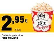 Oferta de Palomitas Frit Ravich por 2,95€