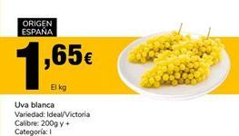 Oferta de Uvas por 1,65€