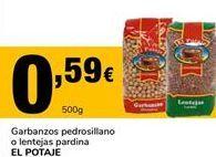 Oferta de Garbanzos por 0,59€