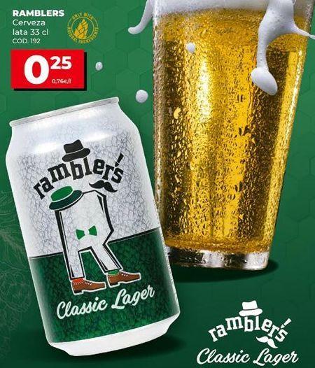 Oferta de Cerveza por 0,25€