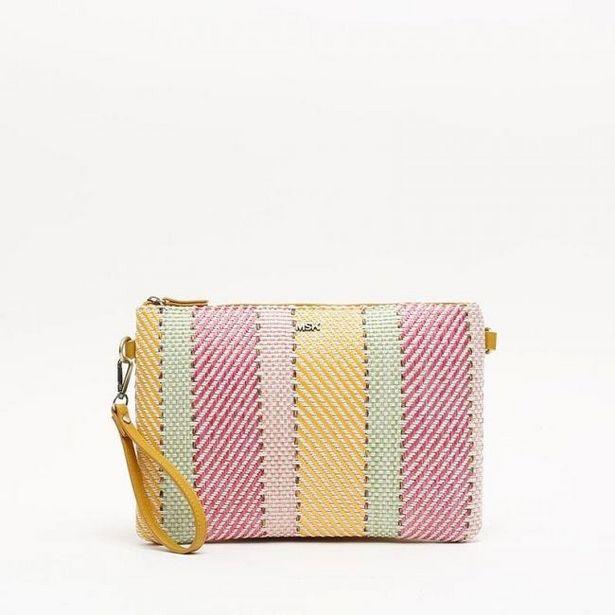 Oferta de Kelia bolso de mano y bandolera pequeño por 9€