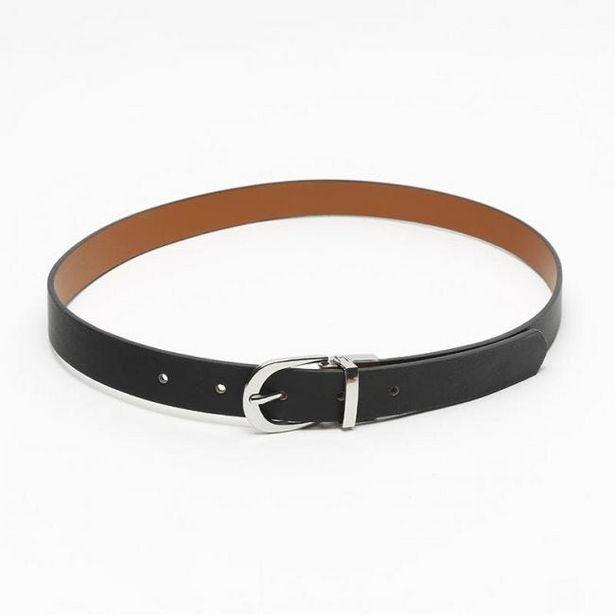 Oferta de Tana cinturón reversible por 3€