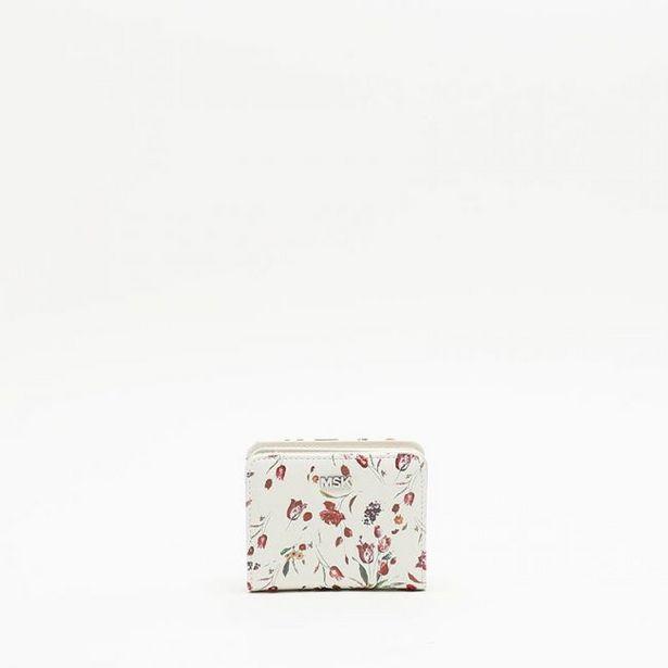 Oferta de Kilua monedero floral pequeño por 9€