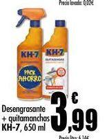 Oferta de Desengrasante para el hogar KH-7 por 3,99€