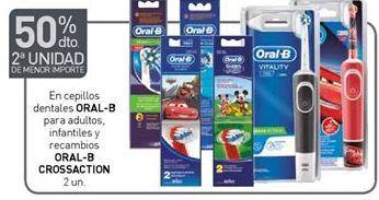 Oferta de Cepillo de dientes Oral B por